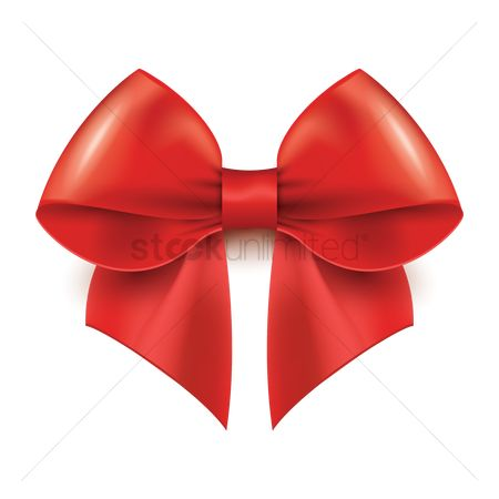 Ties : Ribbon bow