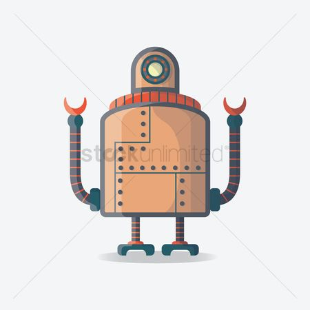Mechanicals : Robot