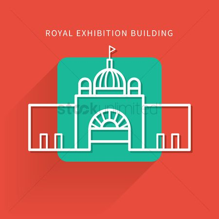 Royal : Royal exhibition building design