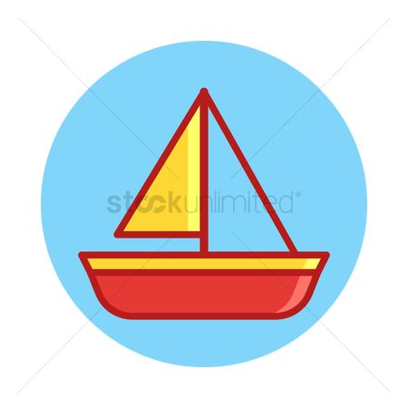 Vessel : Sailboat