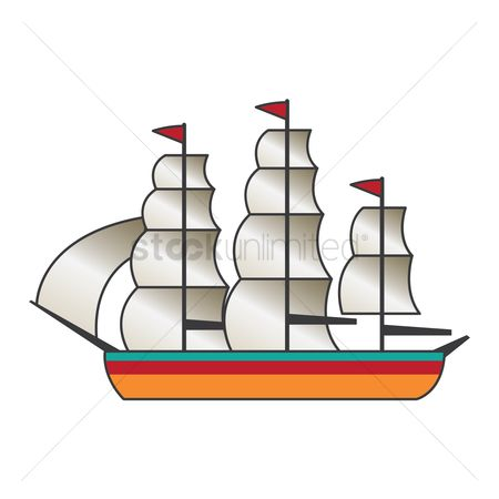 Yachting : Sailing boat