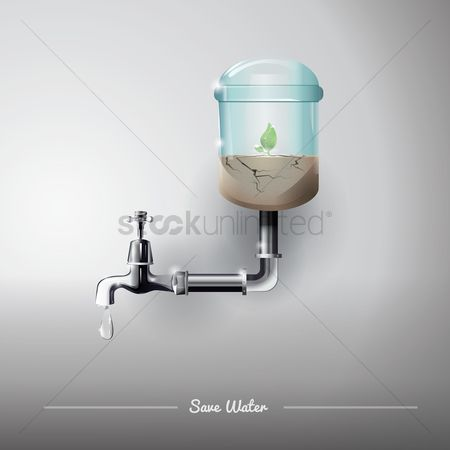 Shield : Save water