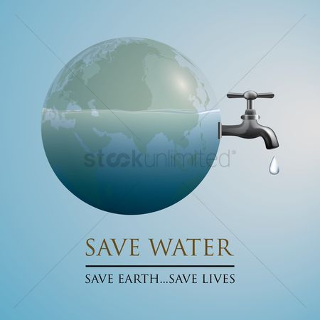 Faucets : Save water