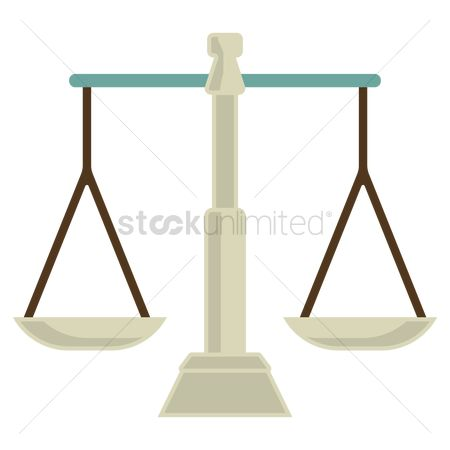 Icons : Scales of justice icon