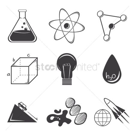 Chemicals : Science set