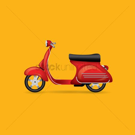 Old fashioned : Scooter
