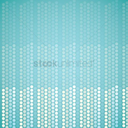 Shine : Seamless dotted background