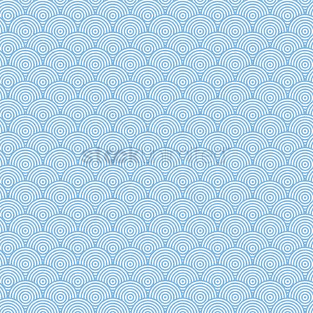 Nautical : Seamless swirls background