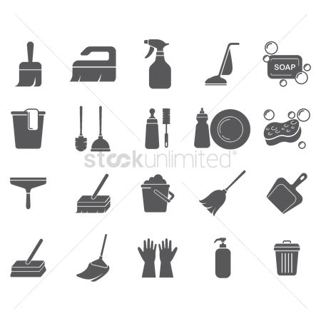 Duster : Set of cleaning tools