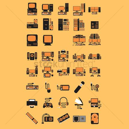 Chip : Set of computer parts
