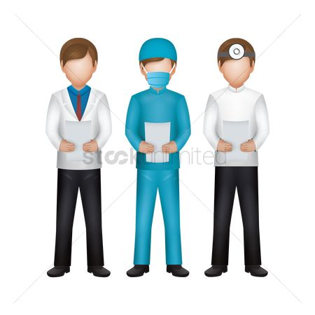 Dentist : Set of doctors