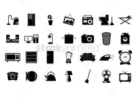 Cleaner : Set of home appliances