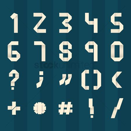 Plus : Set of mathematical icons