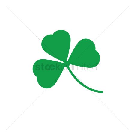 Free Three Leaf Clover Stock Vectors Stockunlimited