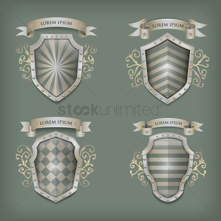 Shield : Shield banners