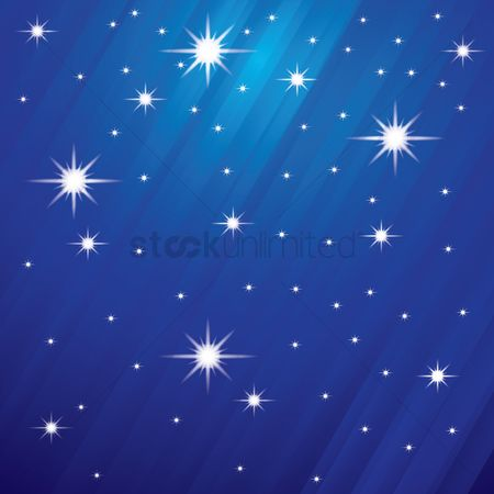 Sparkle : Shiny stars design