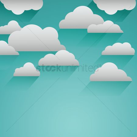 Copy space : Sky background