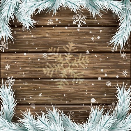 Patterns : Snowflakes wallpaper