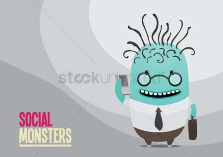 Ties : Social monster