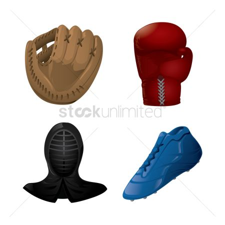 Boxing glove : Sports icons