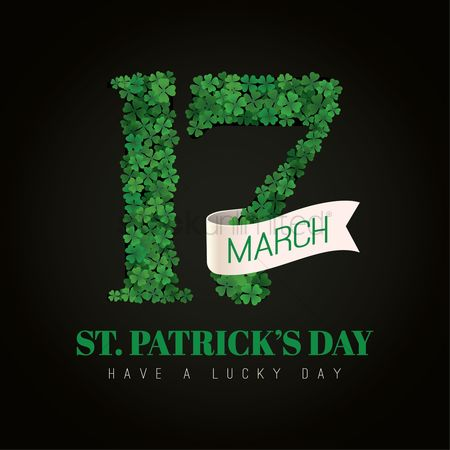 17 : St patrick s day design