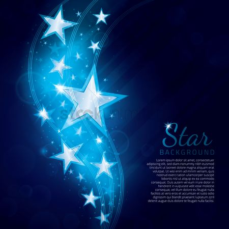 Backdrops : Star background