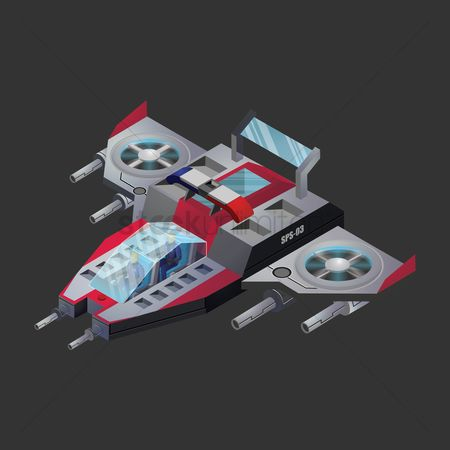 Spaceships : Starship