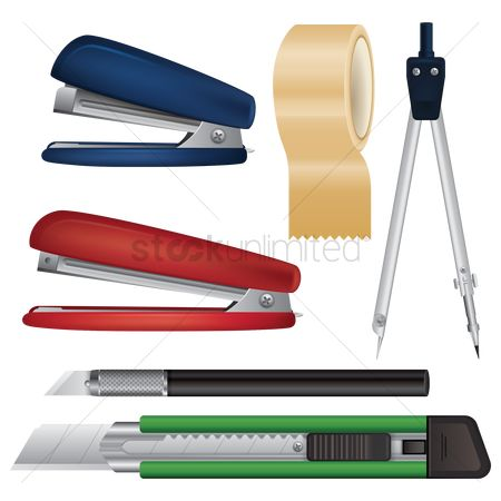 Supply : Stationery supplies set