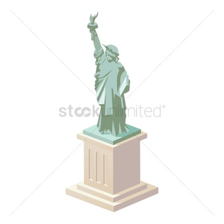 Architectures : Statue of liberty
