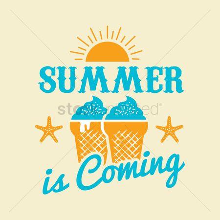 Elegant 1559546 Summer Is Coming : Summer Holidays Design