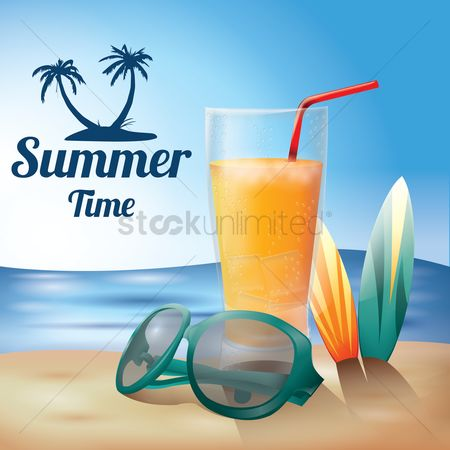 Seashore : Summer time design