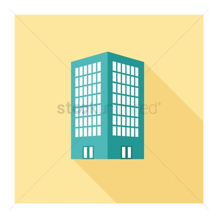 Office  building : Tall building