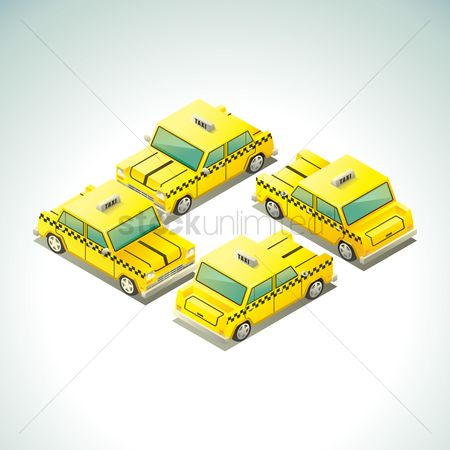 Taxis : Taxi collection