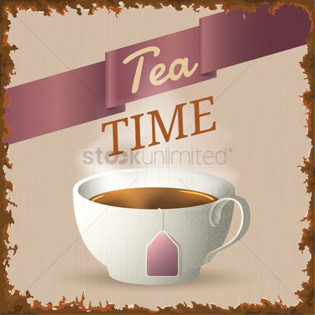 Drinking : Tea time