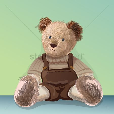 Teddybear : Teddy bear