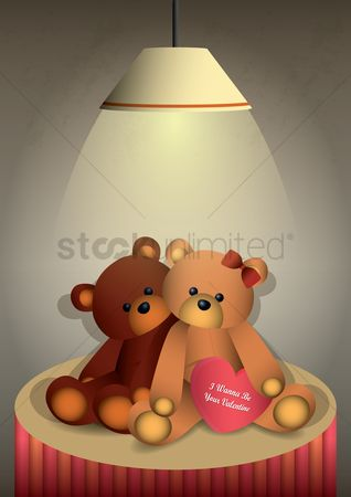 Dolls : Teddy bears