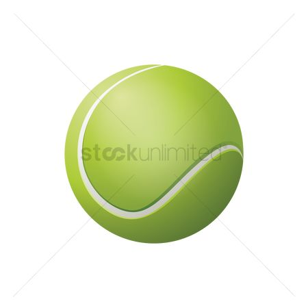 Indoor : Tennis ball