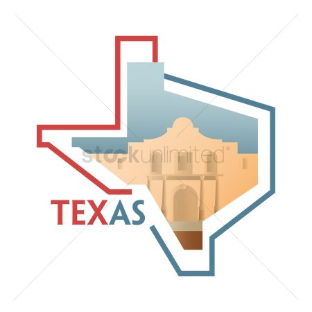 Museums : Texas state map