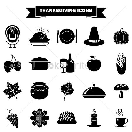 Grapes : Thanksgiving icons