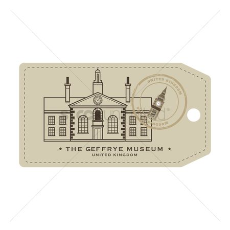 Museums : The geffrye museum tag