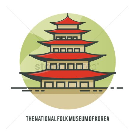 Museums : The national folk museum of korea