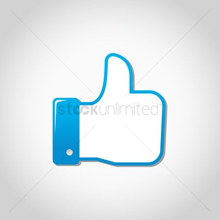 App : Thumbs up icon