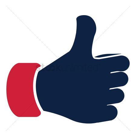 Votes : Thumbs up