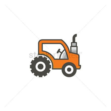 Machineries : Tractor