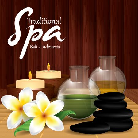 Health : Traditional spa