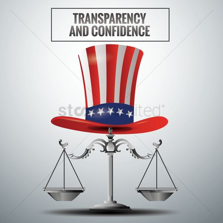 Common balance : Transparency and confidence wallpaper