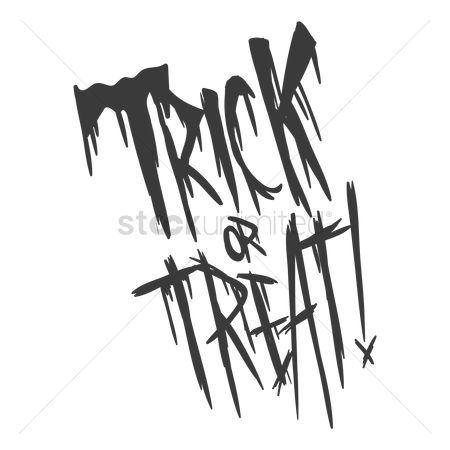 Drippings : Trick or treat