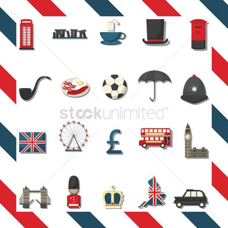 Royal : Uk icon set