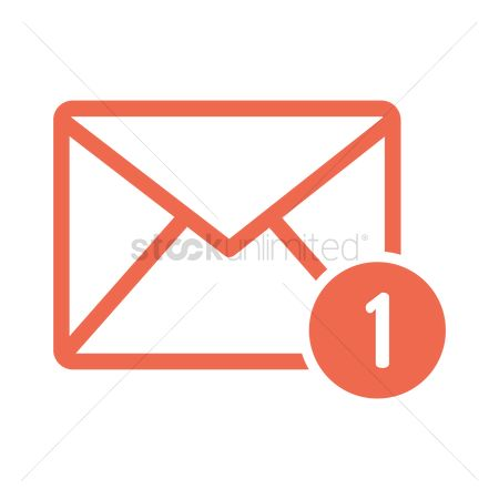 Email : Unread message