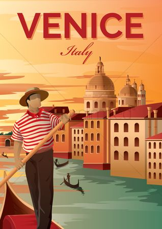 Attractions : Venice